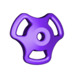 Bolt-M4-A.STL Download free STL file Knob Bolt M4 • 3D printable design, perinski