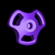 Bolt-M4-Full.STL Download free STL file Knob Bolt M4 • 3D printable design, perinski