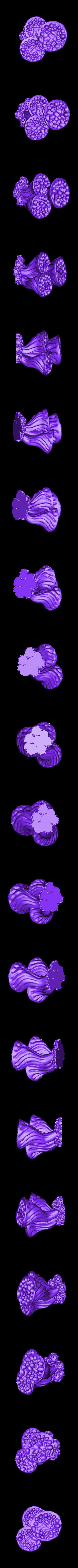 AlienPlant2.stl Download free STL file Alien Flora series 3 (any scale) • 3D print model, Dutchmogul