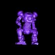 Mecha_v_old1.stl Download free STL file mecha • 3D print template, duncanshadow