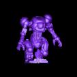Mecha_v_old2.stl Download free STL file mecha • 3D print template, duncanshadow
