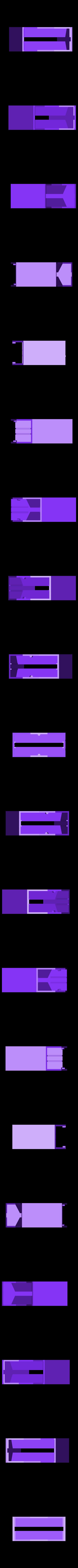 curedent_coque.STL Download STL file Magic toothpick dispenser • Object to 3D print, ffmicka
