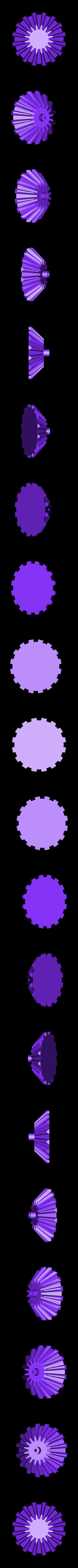 Clockwise Mechanism Gear Front.stl Download STL file Clockwise Mechanism • 3D printer model, Chrisibub
