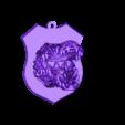 croco socle with support .stl Download STL file Voronoi crocodile • 3D printable design, motek