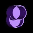 support lunette.STL Download free STL file Bezel holder • 3D printable design, C1-concept