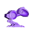 Mouser_TMNT_20x.stl Download free STL file Teenage Mutant Ninja Turtles Mouser • Model to 3D print, A_SKEWED_VIEW_3D