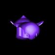 Black.stl Download free STL file Penguin Suit • Object to 3D print, ROYLO