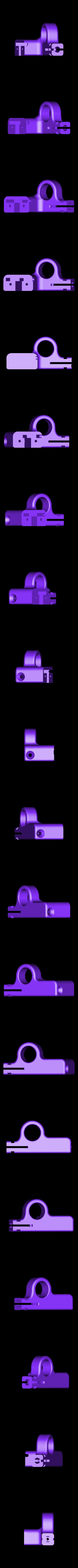 FSR_001_BODY_03_Gator.STL Télécharger fichier STL gratuit Capteur à filament pour Luzlbot TAZ 6 (2.85mm design) • Modèle pour impression 3D, sneaks