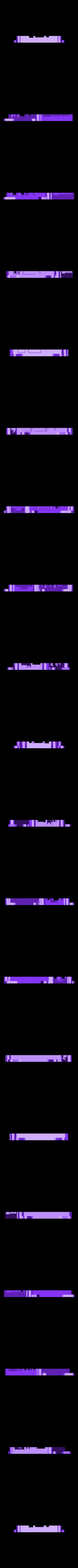 hitman_rpc_bottom.STL Download free STL file Hitman Raspberry Pi 3 Pi 2 VESA 75mm Case • Object to 3D print, sneaks