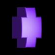 scopic_cap_x4.STL Télécharger fichier STL gratuit Distributeur de filament réglable SCOPIC • Design pour imprimante 3D, sneaks
