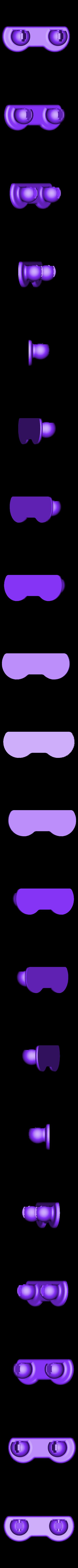 scopic_base_x2.STL Télécharger fichier STL gratuit Distributeur de filament réglable SCOPIC • Design pour imprimante 3D, sneaks