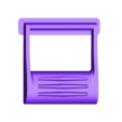 handle_v4.STL Download free STL file Industrial Cabinet Door Handle // Drawer Pull • 3D printable template, sneaks