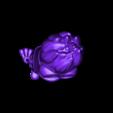 Evil Minion.stl Download free STL file Evil Minion (Easy print no support) • 3D printer object, Alsamen