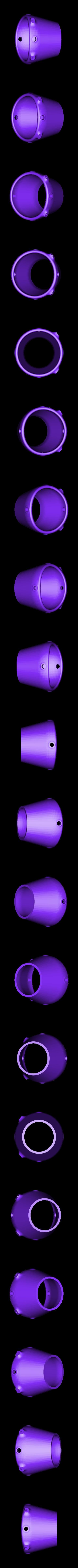 nozzle new.STL Download STL file Water Jet propulsion unit • 3D print design, toto44