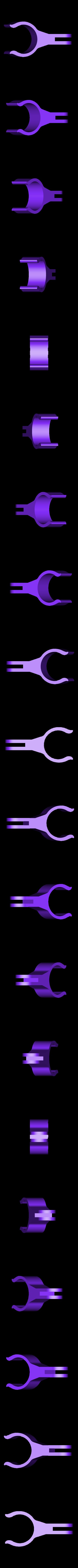 Bicycle_torch_holder.stl Télécharger fichier STL gratuit Support de torche pour vélo • Objet imprimable en 3D, BQ_3D