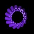 Hyperboloid_Pencil_Holder_1.stl Télécharger fichier STL gratuit Porte-crayon hyperboloïde • Modèle imprimable en 3D, Chrisibub