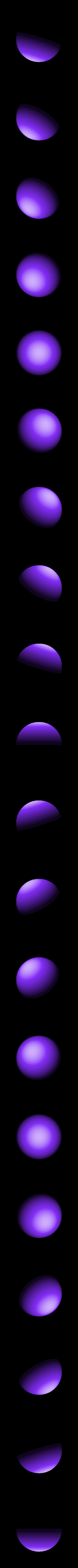 cochonnet simple.stl Download STL file Cochonnet 3dgregor • 3D printable object, 3dgregor