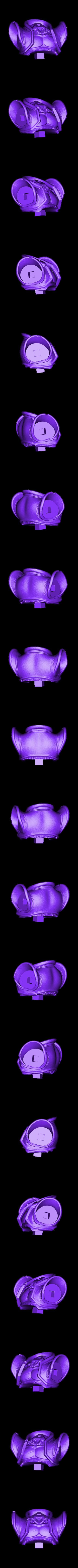 Armor.stl Download STL file Oozaru Baby - Dragon ball - 3D print model  • Object to 3D print, Bstar3Dart