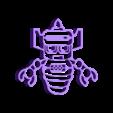 Pièce1.STL Télécharger fichier STL gratuit Porte clef • Design pour impression 3D, GuilhemPerroud