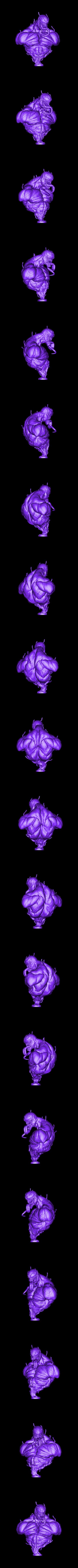 Venom.stl Download OBJ file Venom • 3D printing object, Dynastinae