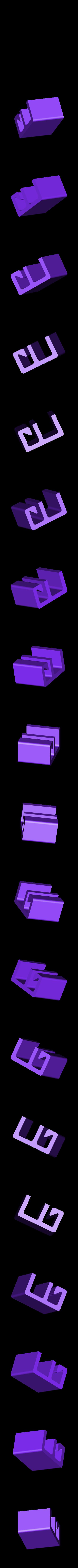Part3x2.STL Download free STL file Recipe book / iPad / tablet holder • Design to 3D print, poorveshmistry
