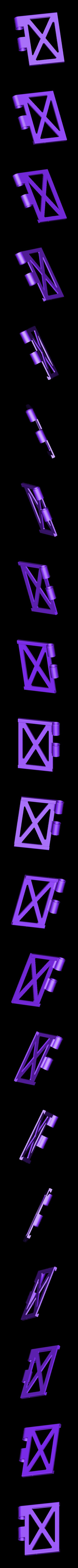Part1x1.STL Download free STL file Recipe book / iPad / tablet holder • Design to 3D print, poorveshmistry