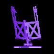 Assembly.STL Download free STL file Recipe book / iPad / tablet holder • Design to 3D print, poorveshmistry