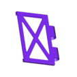 Part2x1.STL Download free STL file Recipe book / iPad / tablet holder • Design to 3D print, poorveshmistry