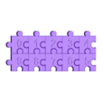 Number_0-9.stl Download free STL file Jigsaw Number Pieces, Puzzle, Sequences, Math Patterns • 3D printable design, LGBU
