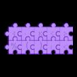 Operators.stl Download free STL file Jigsaw Number Pieces, Puzzle, Sequences, Math Patterns • 3D printable design, LGBU