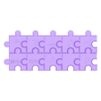 OperatorsMore.stl Download free STL file Jigsaw Number Pieces, Puzzle, Sequences, Math Patterns • 3D printable design, LGBU