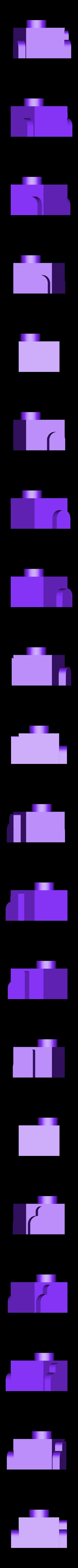 Body1.stl Télécharger fichier STL gratuit Moule à chaussettes en silicone Anycubic Silicone • Objet imprimable en 3D, Domi1988