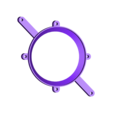 Heizungsraum-L_C3_BCfter-Adapter.stl Download free STL file Fan Adapter 80mm -> 95mm • 3D printing design, dede67