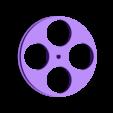 Wheel.stl Download free STL file JM Self Balancing Robot V1 • 3D printer model, JMDesign