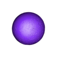 moon.stl Download free STL file Moon lamp with base • 3D printer design, Toolmoon