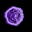 Heroscape_Rock_Planter.stl Télécharger fichier STL gratuit Jardinière de rocaille Heroscape • Modèle pour imprimante 3D, shawnrchq
