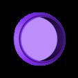 Rocket_Cap_Cache.stl Download free STL file Tiny Bottle Top Container • 3D printing template, retrorocketuk