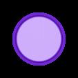 plain_cap_cache.stl Download free STL file Tiny Bottle Top Container • 3D printing template, retrorocketuk