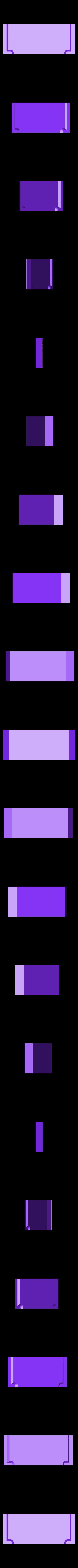 1x_Housing_top.stl Télécharger fichier STL gratuit Réducteur industriel à couple conique / Réducteur à engrenages (version en coupe) • Objet pour imprimante 3D, LarsRb
