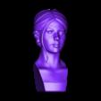 Girl_Hairs.obj Download 3DS file Girls Head • 3D print object, Skazok
