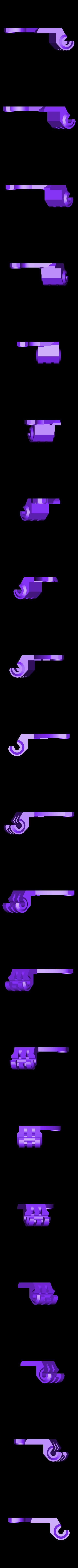 happycover.stl Télécharger fichier STL gratuit Extrudeuse Ultimate creality cr10 (happy edition) (filaments flexibles) • Design à imprimer en 3D, raffosan