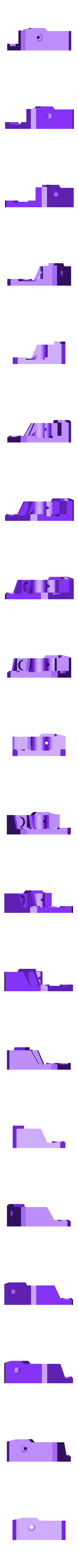 m6CR10fitting.stl Télécharger fichier STL gratuit Extrudeuse Ultimate creality cr10 (happy edition) (filaments flexibles) • Design à imprimer en 3D, raffosan