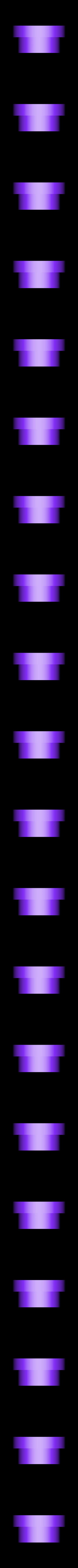 springcap.stl Télécharger fichier STL gratuit Extrudeuse Ultimate creality cr10 (happy edition) (filaments flexibles) • Design à imprimer en 3D, raffosan