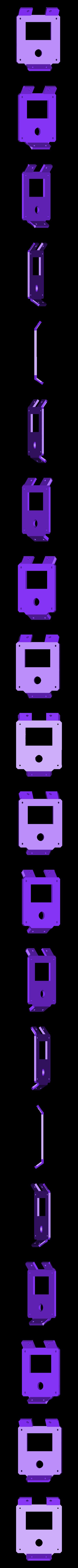 cover.stl Download free STL file ender 2 box remix and raspberry pi box • 3D printing object, raffosan