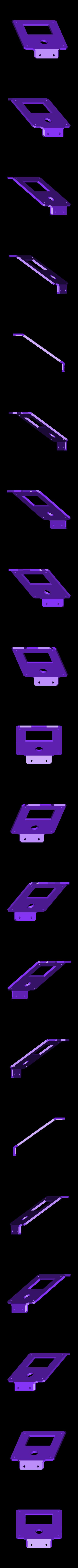 BOXcovertop.stl Download free STL file ender 2 box remix and raspberry pi box • 3D printing object, raffosan
