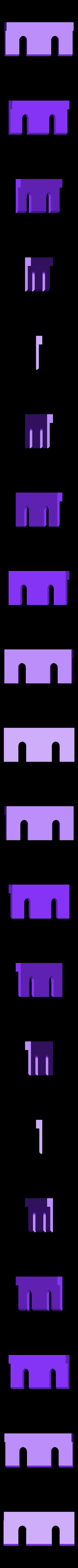 spacer1.5mm.stl Télécharger fichier STL gratuit entretoise pour ender 2 ender 3 cr10 • Objet à imprimer en 3D, raffosan