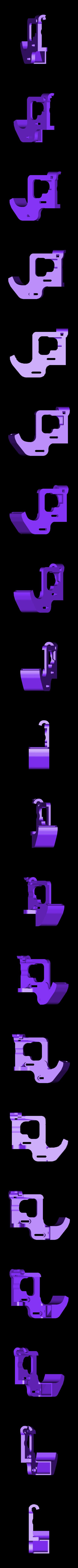 blowersingle.stl Download free STL file cr 10 , ender 2 - 3 , creality single blower 50mmx15 • 3D printing object, raffosan