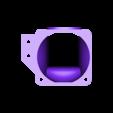 hotendfan40mmREV2.stl Download free STL file CR10 direct heavy duty mod, titan + v5heatsink+volcano/ or / v6heatsink + pancake motor BETA • 3D print object, raffosan