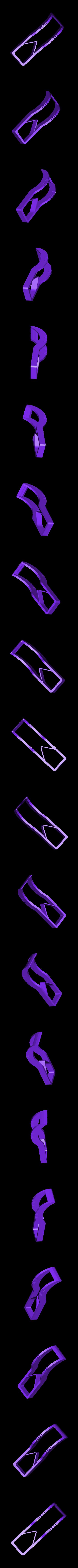 pince melon.stl Download STL file watermelon cutting pliers • 3D printer template, YOHAN_3D