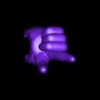 HM_Hand_Right.stl Download free STL file Herman Munster Poseable • 3D printable design, johnmcwgeo